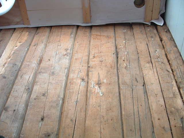 Bedroom Floor Wood